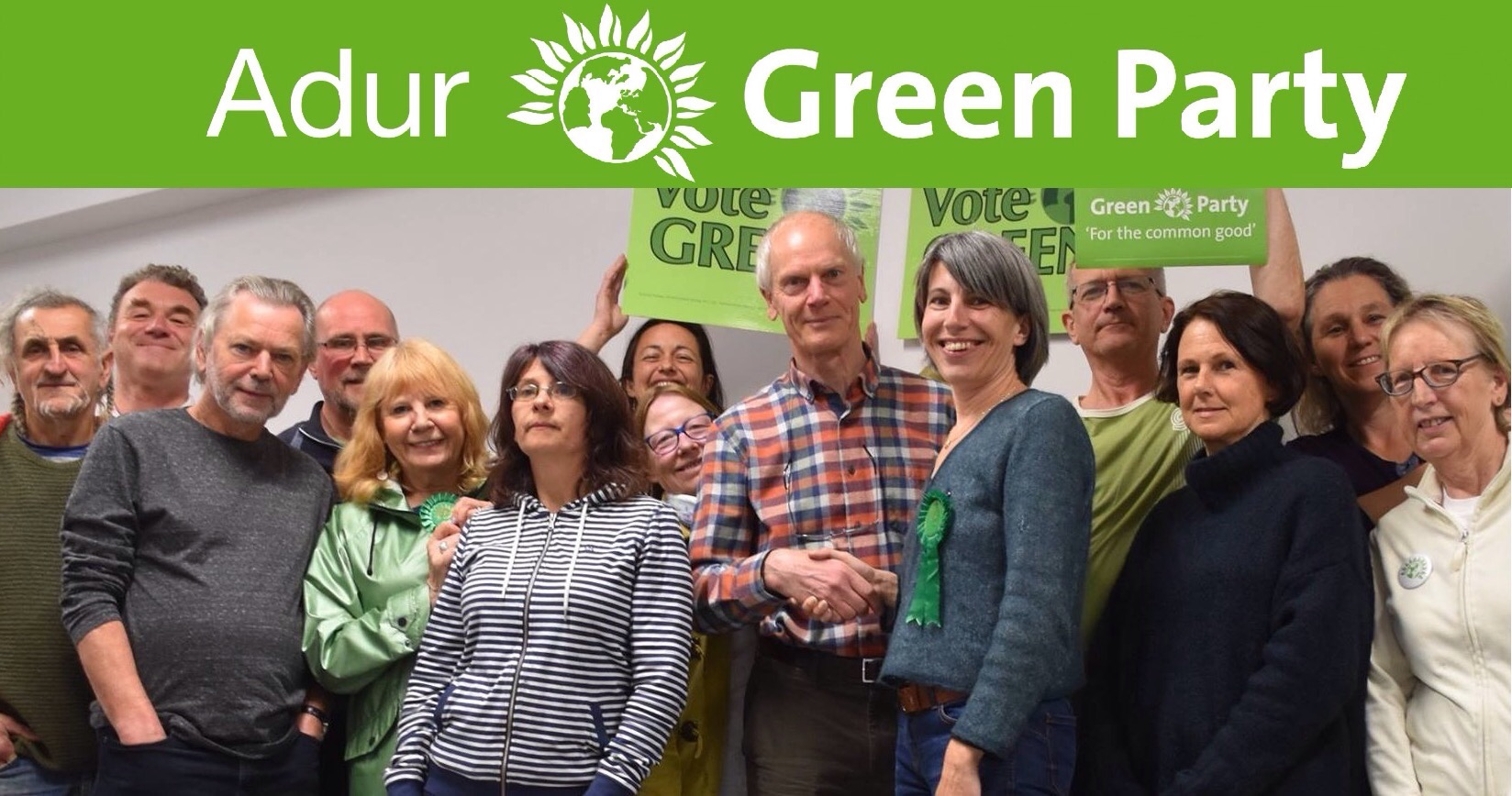 Adur Green Party People